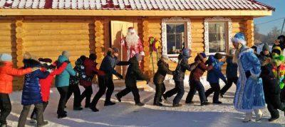 16 Усадьба Деда Мороза Новосибирск