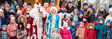17 Смоленская резиденция Деда Мороза красный бор