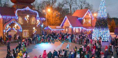 3 Москва Московская усадьба Деда Мороза