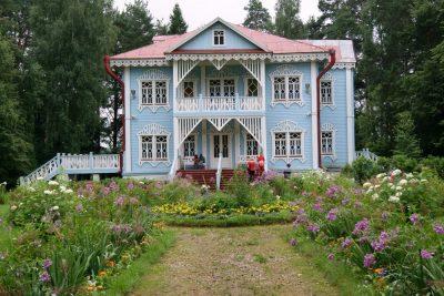 Село Щелыково