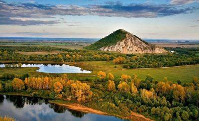 Гора Шихан. Башкортостан