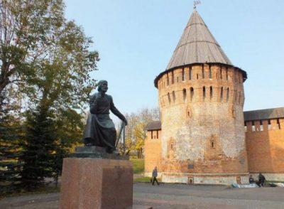 Старый город Смоленска