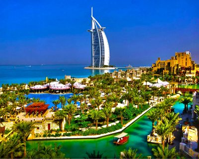 Виды Дубая