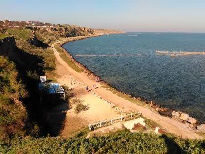 Пляж Тамани