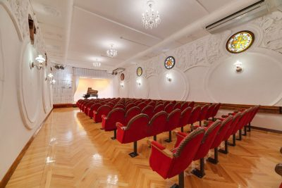 Театр внутри. г.Есентуки