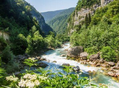Виды Абхазии