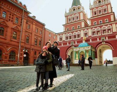 Небанальный уикенд в Москве