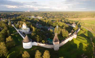 Святогорский Печоро-Успенский Монастырь
