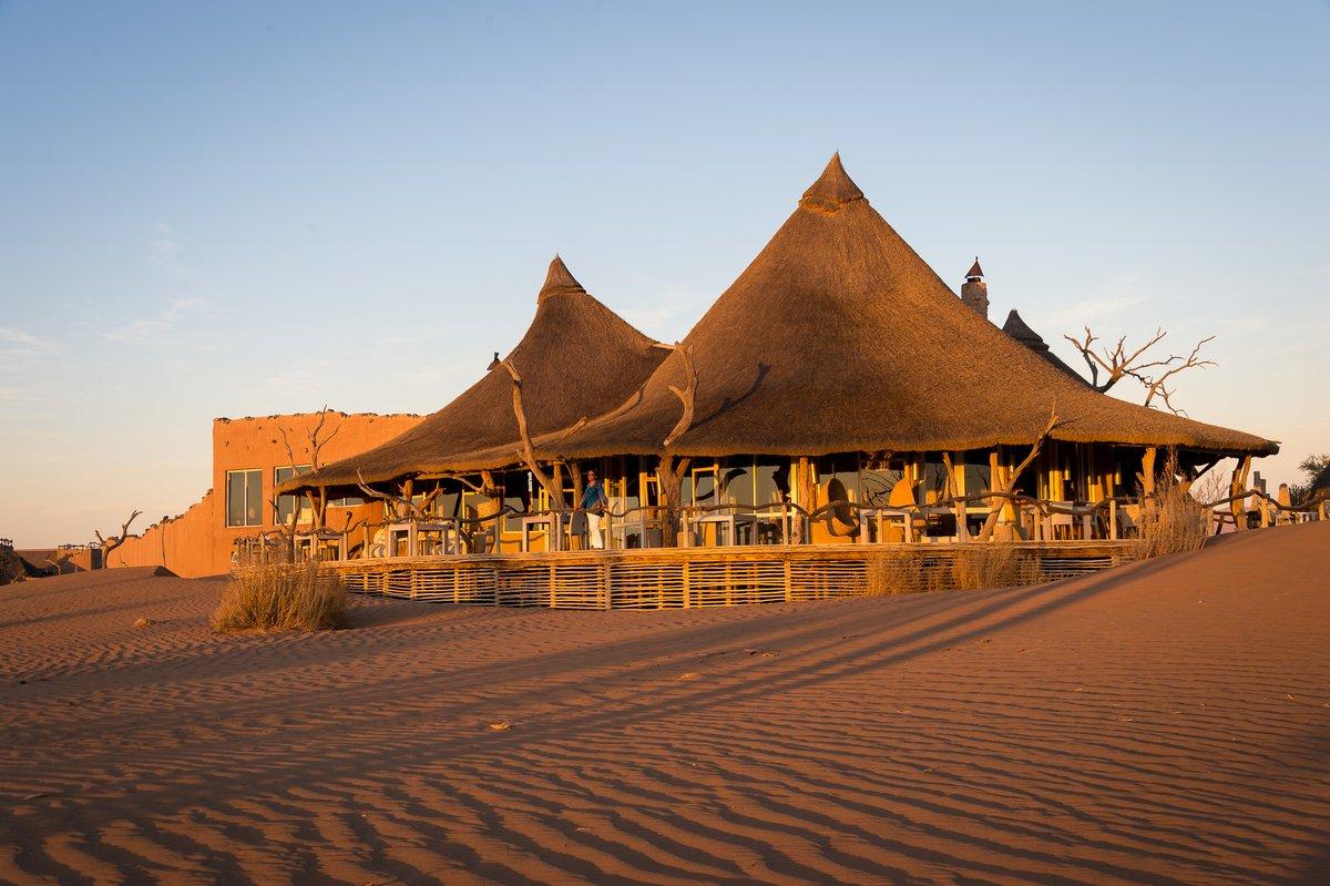 природа Намибии